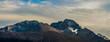 Mountain Panorama Rocky Mountains