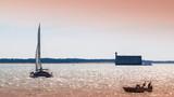 bateaux devant fort Boyard - 178126194