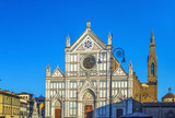 Basilica of Santa Croce, Florence, Italy - 178126798