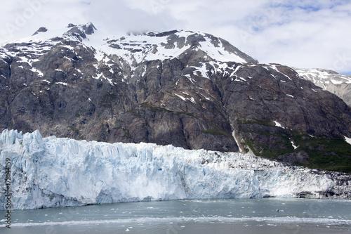 Fotobehang Grijs Glacier Bay Scenic