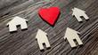 Amore per la casa - vendere e acquistare