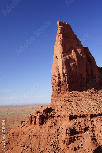 Plakat Rock Monument Valley Inspiration