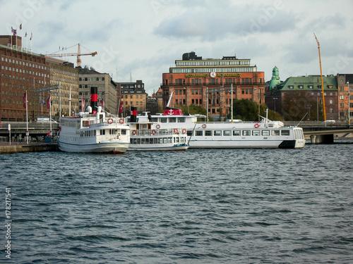 Aluminium Stockholm Boats in Stockholm, Sweden