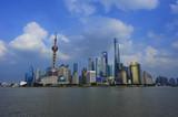 Shanghai world financial center skyscrapers