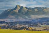 Krivan hill, national symbol of Slovakia
