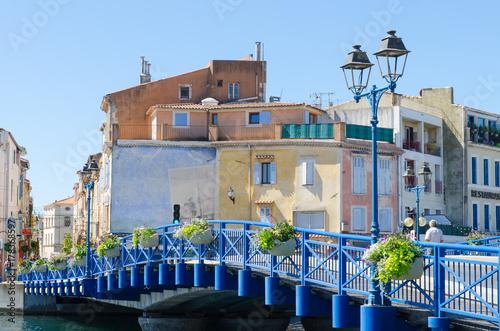 Pont à Martigues Poster