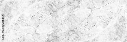 Leinwandbild Motiv horizontal elegant white marble background