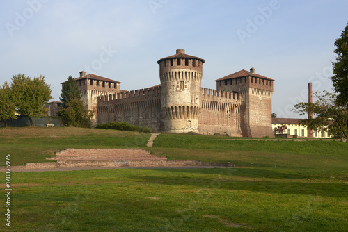 soncino rocca Poster