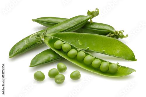 Fridge magnet Green peas