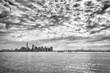 Sky over Upper New York Bay