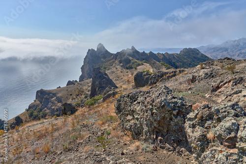 Papiers peints Cappuccino Landscapes of the Crimea Peninsula.