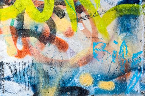 Plexiglas Graffiti Graffiti2710a