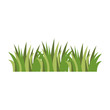 grass field isolated icon