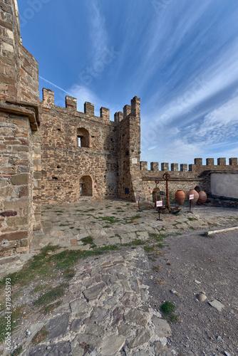 Foto op Plexiglas Cappuccino Landscapes of the Crimea Peninsula.