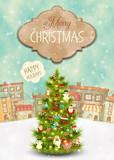 Christmas Greeting Card - 178482712
