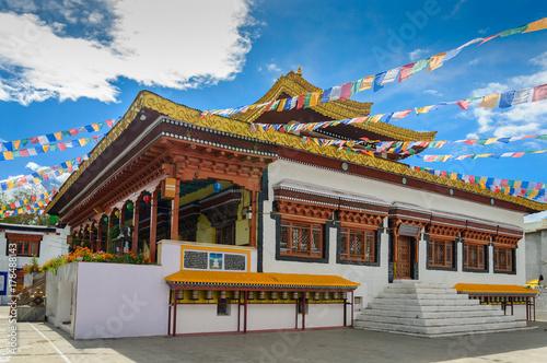 Foto op Plexiglas Japan Tibetan traditional Monastery Leh Ladakh, India