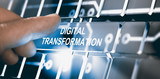 Digitalization, Digital Transformation Concept - 178525901