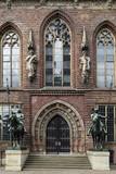 Bremen City Hall - Bremen - Germany. poster
