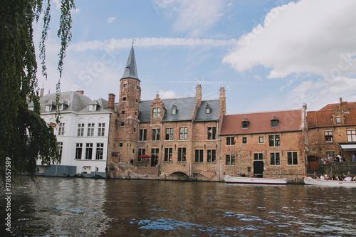 Papiers peints Bruges Brugge