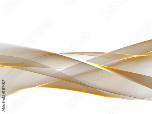 Fotobehang Abstractie Abstract Waves Background