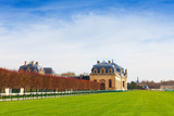 Chantilly racecourse of the Great Stables, France - 178591975