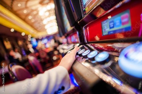 Plakat Casino Slot Video Games