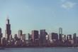 Skyline Chicago Illinois USA