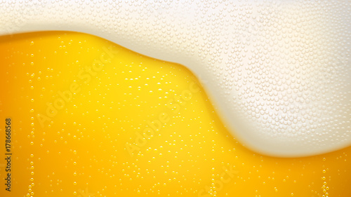 Fototapeta lager beer background