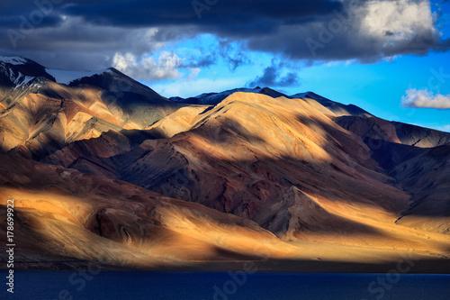 Keuken foto achterwand Bergen Tso Moriri, Ladakh