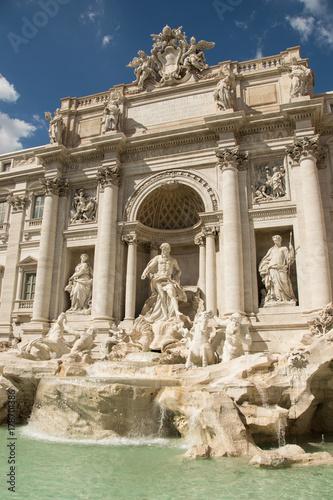 Papiers peints Rome Roma - Fontana di Trevi