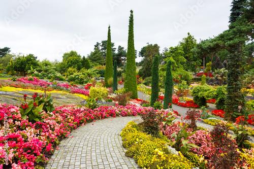 Tropical garden, Norway