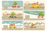 Merry Christmas Banners - 178741700