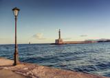 Hania lighthouse - 178773302