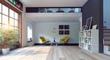 Modern interior rendering - 178773313