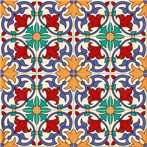 wspanialy-bez-szwu-wzor-bialy-kolorowy-marokanski-portugalskie-kafelki-azulejo-ozdoby-moze-byc-stosowany-do-tapet-wypelnien-deseni-tla-strony-internetowej-tekstur-powierzchni