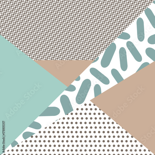 vector abstract background - 178805317