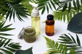 green cosmetics composition - 178806927