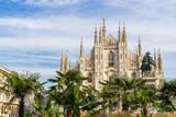 Duomo of Milan, Italy. - 178829124
