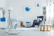 Rocking horse in child's room - 178838157