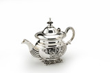 Sheffild chiselled teapot - 178854540