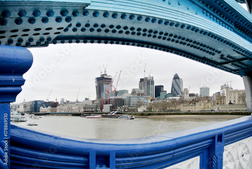Foto op Plexiglas London view of London