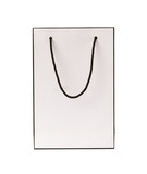 Shopping paper bag isolated on white background with clipping path - 178886117