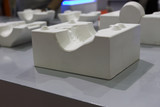 white mould for ceramic slip casting production process - 178902742