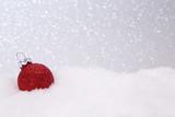 Red Christmas Orname...