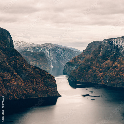 fjord - 178925324