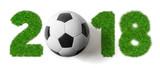 2018 - Fußball und Rasen - 178950142