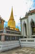 Temple of the Emerald Buddha at Grand Palace in Bangkok