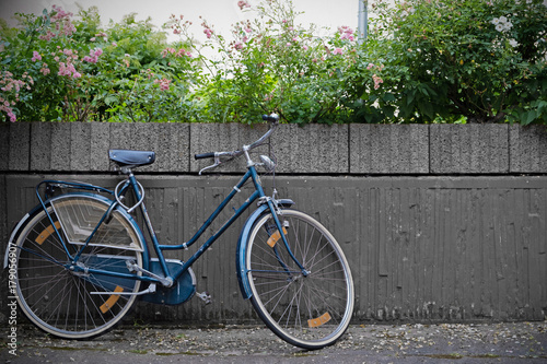 Fotobehang Fiets Bicycle