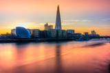 London sunset, London, UK - 179085556