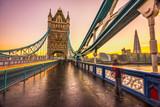Tower Bridge, London, UK - 179085599